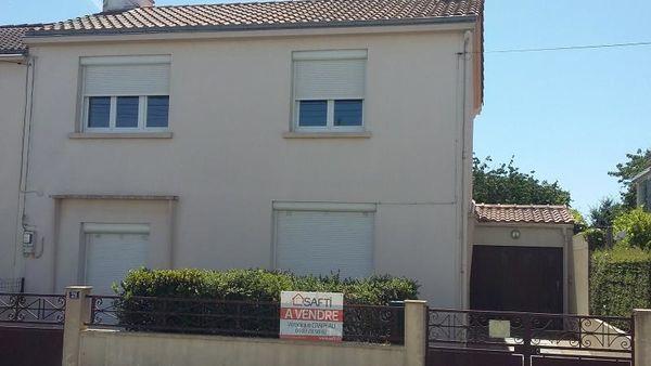 Annonce Vente Maison La Roche Sur Yon 85000 90 M 156