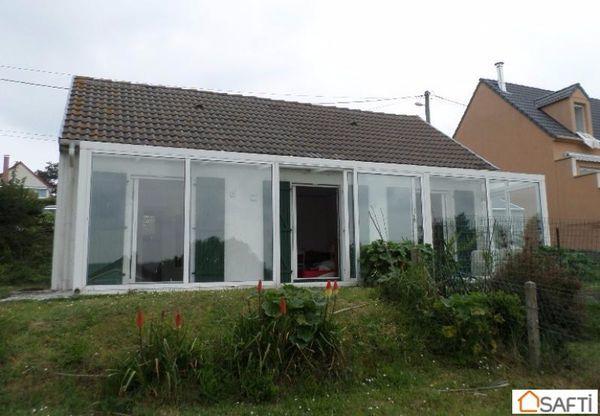 Annonce vente maison criel sur mer 76910 53 m 107 000 992738175113 - Vente maison secondaire ...