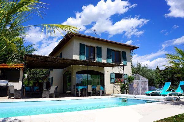 Annonce Vente Maison La C Te Saint Andr 38260 153 M