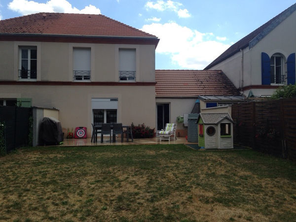 Annonce vente maison bailly romainvilliers 77700 86 m for Le pavillon de bailly