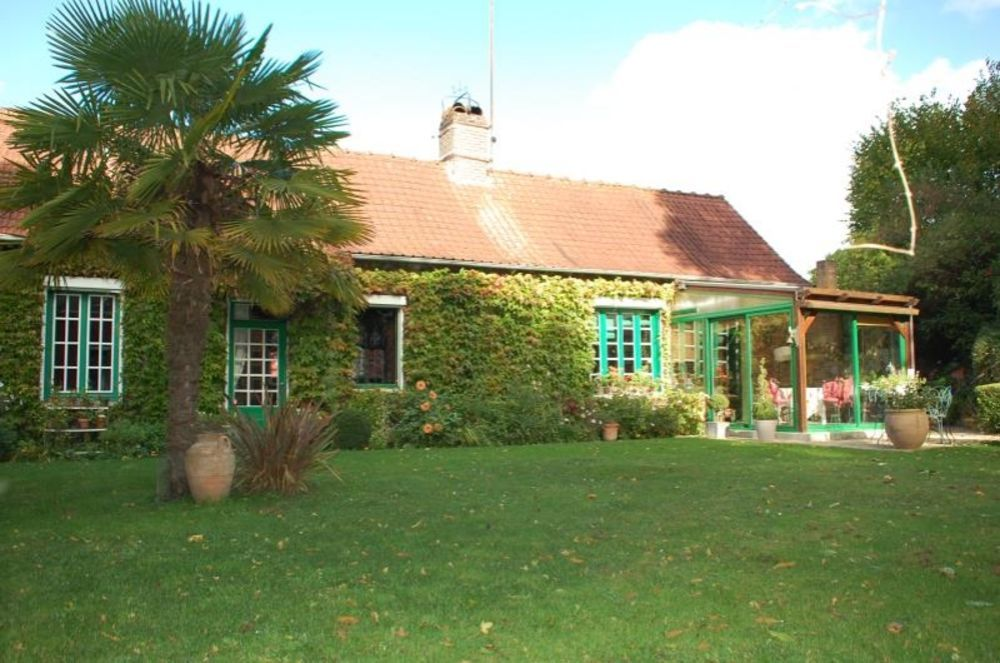 vente Maison - 12 pièce(s) - 253 m² Pont-Remy (80580)