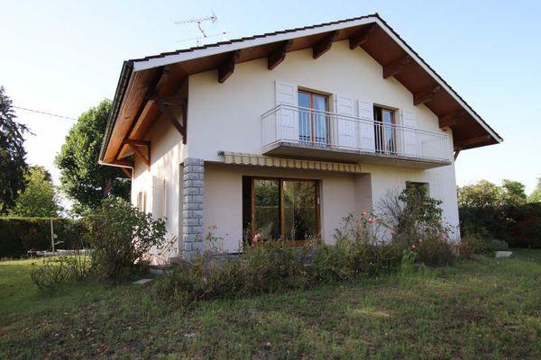 annonce vente maison thonon les bains 74200 144 m 435 000 992738409832. Black Bedroom Furniture Sets. Home Design Ideas