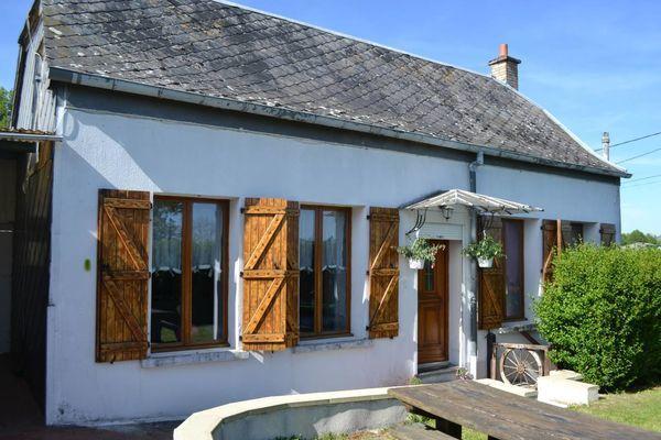 Annonce vente maison vervins 02140 90 m 100 700 992737391425 - Terre maison individuelle ...