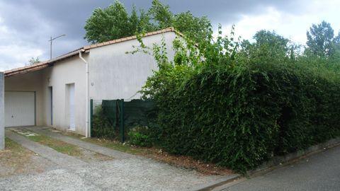 Maison Toulouse (31100)