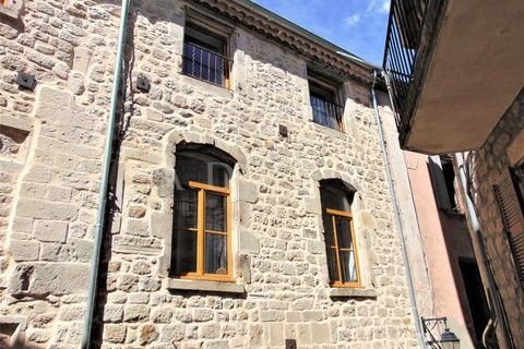 Maison en pierre 77000 Largentière (07110)