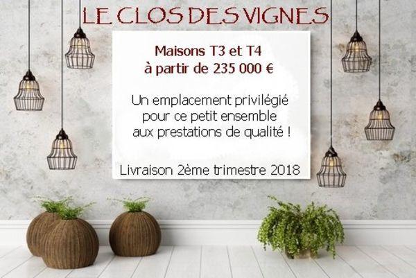 Annonce vente maison saint orens de gameville 31650 93 for Vente maison vefa