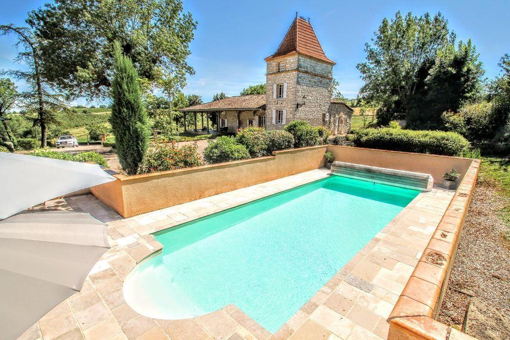 Vente Villa Propriété Caussade