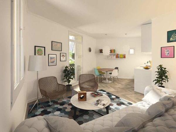 Appartement - 3 pièce(s) - 51 m² 219000 Montpellier (34000)