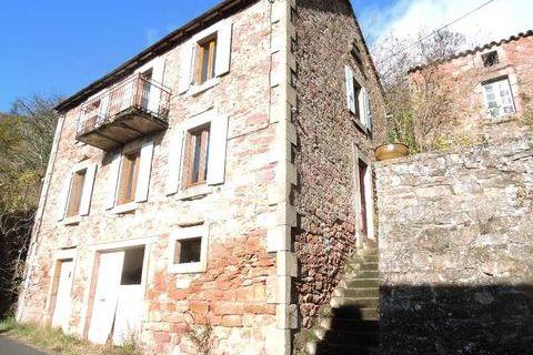 Maison de village 145000 Montjaux (12490)