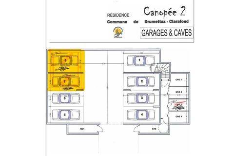 Location Parking / Garage Drumettaz-Clarafond (73420)