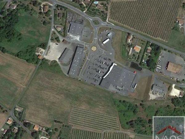 Vente Terrain Terrain artisanal  à Montguyon