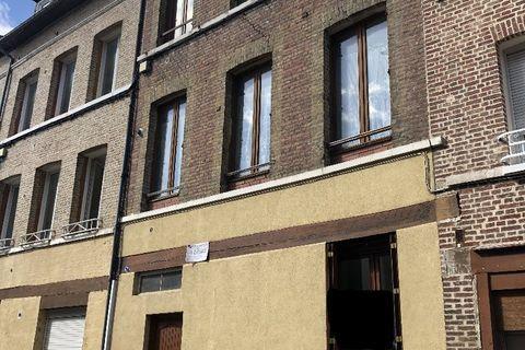 Immeuble 259000 Elbeuf (76500)