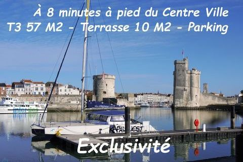 Appartement 334000 La Rochelle (17000)