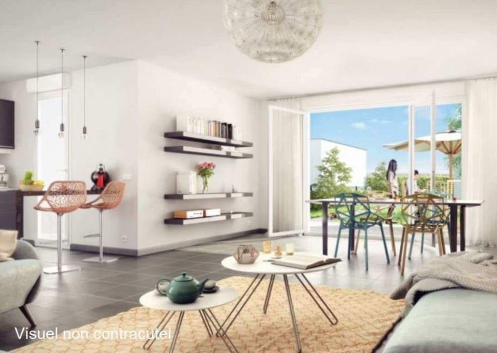 Vente Appartement Appartement en rez-de-jardin Tournefeuille