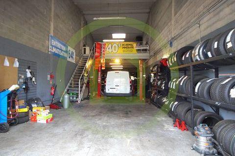 Garage (fonds) 59000 31270 Villeneuve-tolosane