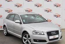 Audi A3 2.0TDI S TRONIC6140cvS-LINE + JA16 + Bluetooth + Clim Au 9990 34725 Saint-André-de-Sangonis