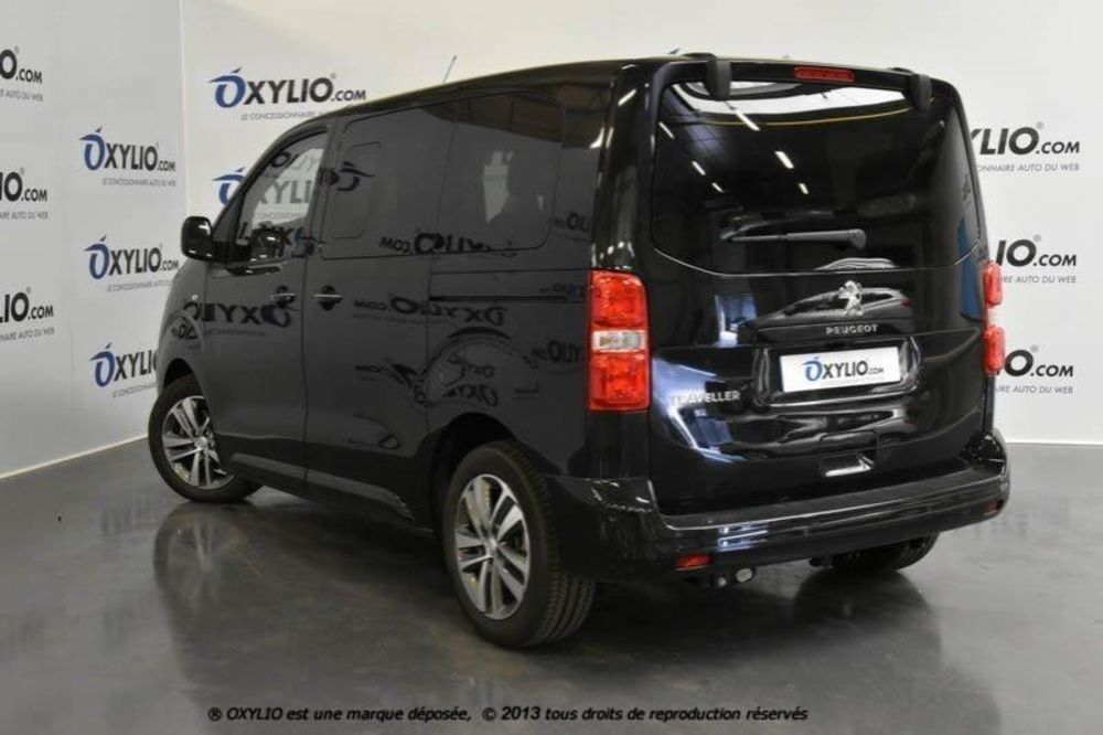 oxylio clermont ferrand peugeot traveller 2 0 bluehdi s s eat6 180 cv business vip gps. Black Bedroom Furniture Sets. Home Design Ideas