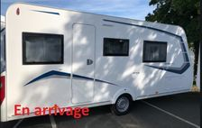 Caravane Caravane  occasion Woippy 57140