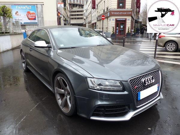 voiture audi rs5 v8 4 2 fsi 450 quattro s tronic 7 occasion essence 2010 38500 km 44990. Black Bedroom Furniture Sets. Home Design Ideas