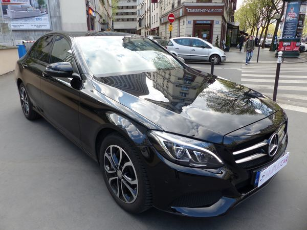 voiture mercedes classe c 350 e 7g tronic plus executive occasion hybride 2016 29500 km. Black Bedroom Furniture Sets. Home Design Ideas