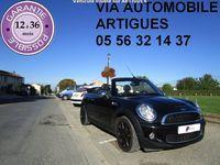 COOPER S 1.6 TURBO 175cv (R57) Essence 14290 33370 Artigues-pr�s-Bordeaux
