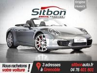 (991) CARRERA S 3.8 400 PDK Essence sans plomb 104980 38100 Grenoble