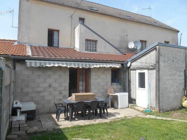 Maison - 6 pièce(s) - 160 m² 169000 Meaux (77100)