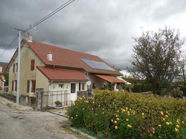 vente Maison - 7 pièce(s) - 140 m² Dole (39100)