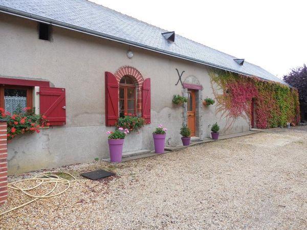 Maison - 6 pièce(s) - 105 m² 185000 Ch�teau-Gontier (53200)