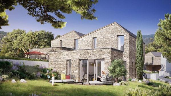 Annonce vente maison ajaccio 20000 82 m 368 000 for Vente de maison neuve