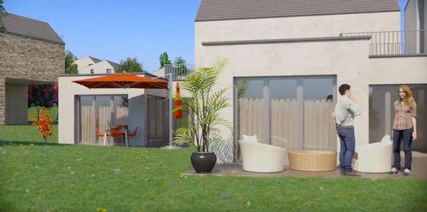 Annonce vente maison ajaccio 20000 72 m 323 800 for Maison 20000