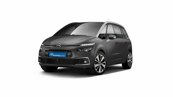 voiture citro n grand c4 picasso 2 0 hdi 150 auto feel sur quip occasion diesel 2017 10. Black Bedroom Furniture Sets. Home Design Ideas