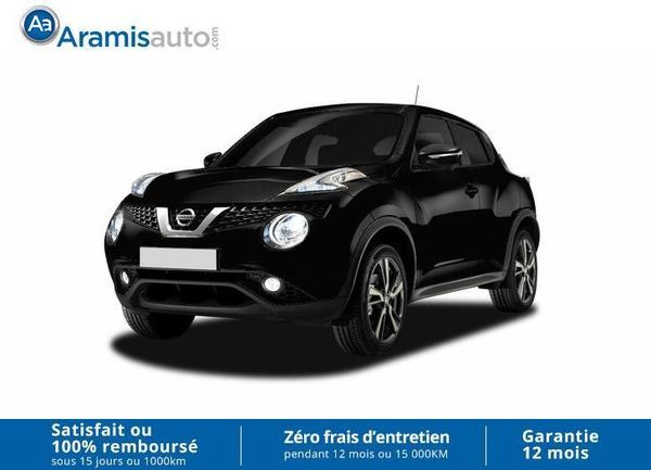 aramis auto donzere nissan juke 1 6 117 auto acenta gps donz re 26290 annonce v190242. Black Bedroom Furniture Sets. Home Design Ideas