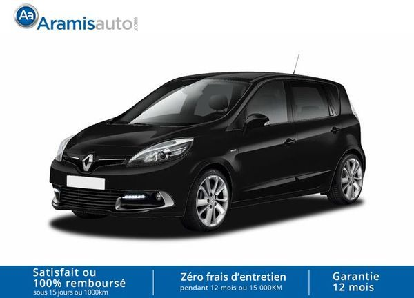 voiture renault sc nic iii 1 6 dci 130 bose toit pano occasion diesel 2016 10 km 20290. Black Bedroom Furniture Sets. Home Design Ideas