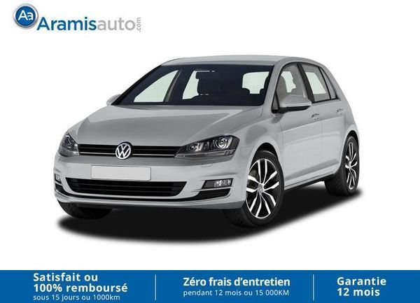 voiture volkswagen golf 1 4 tsi 125 confortline ergo gps occasion essence 2017 10 km. Black Bedroom Furniture Sets. Home Design Ideas