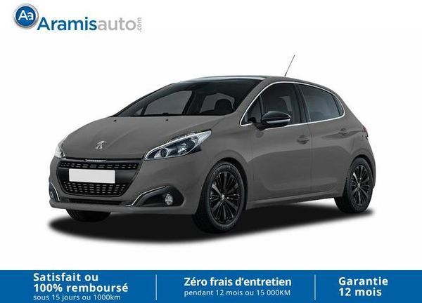 aramisauto mougins peugeot 208 1 2 82 allure gps mougins 06250 annonce v194613. Black Bedroom Furniture Sets. Home Design Ideas