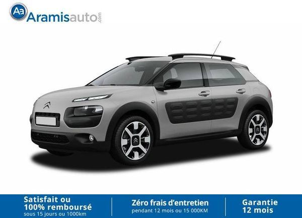 voiture citro n c4 cactus 1 6 hdi 100 shine sur quip occasion diesel 2017 10 km 17290. Black Bedroom Furniture Sets. Home Design Ideas