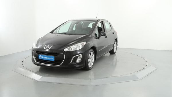 voiture peugeot 308 1 6 e hdi 112ch active occasion diesel 2012 123285 km 9490. Black Bedroom Furniture Sets. Home Design Ideas