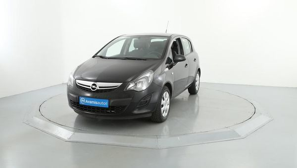 voiture opel corsa 1 2 85 ch twinport graphite occasion essence 2014 27811 km 9990. Black Bedroom Furniture Sets. Home Design Ideas