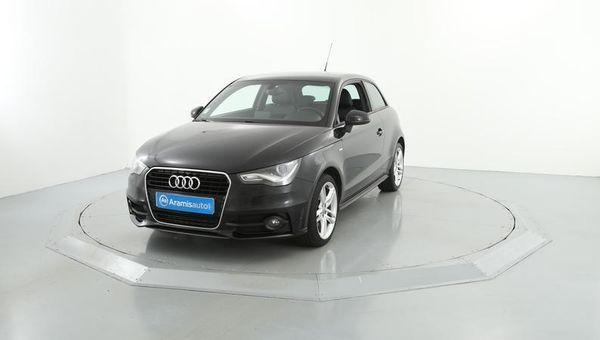 voiture audi a1 1 4 tfsi 185 s line occasion essence 2011 52030 km 17490 orgeval. Black Bedroom Furniture Sets. Home Design Ideas
