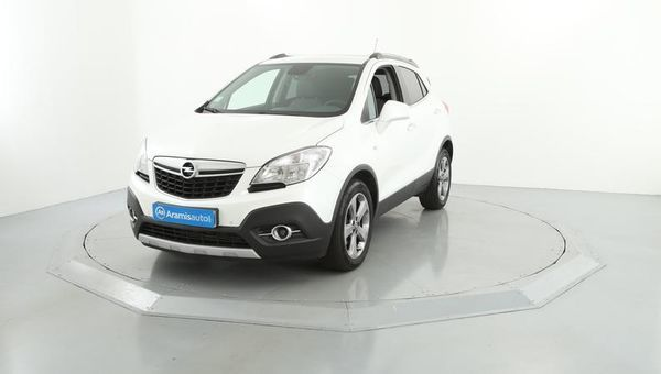 voiture opel mokka 1 4 turbo 140 4x4 cosmo occasion essence 2014 18928 km 17390. Black Bedroom Furniture Sets. Home Design Ideas