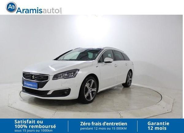 aramis auto donzere peugeot 508 sw 2 0 hdi 180ch eat6 gt donz re 26290 annonce rv242114. Black Bedroom Furniture Sets. Home Design Ideas