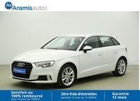 Audi A3 Sportback Nouvelle Sport +GPS Suréquipée 26990 06250 Mougins