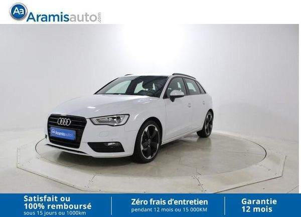 voiture audi a3 2 0 tdi 150 ambition luxe occasion diesel 2014 69456 km 21990. Black Bedroom Furniture Sets. Home Design Ideas
