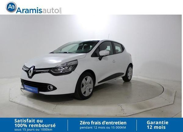 voiture renault clio iv tce 90 zen occasion essence 2013 41268 km 10490 clermont. Black Bedroom Furniture Sets. Home Design Ideas