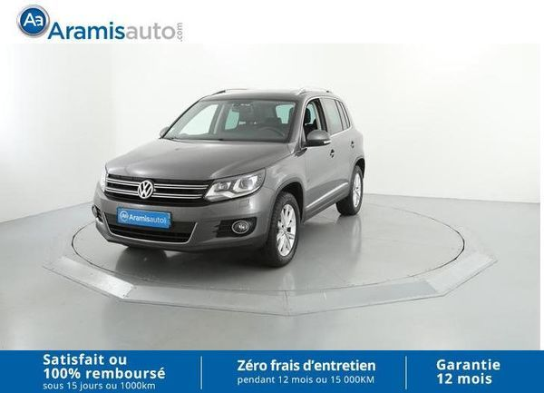 voiture volkswagen tiguan 1 4 tsi 122 trendline radar ar. Black Bedroom Furniture Sets. Home Design Ideas