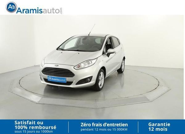 voiture ford fiesta 1 0 ecoboost 125 s s titanium occasion essence 2013 38394 km 12290. Black Bedroom Furniture Sets. Home Design Ideas