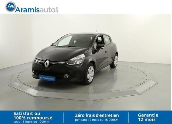 voiture renault clio iv tce 90 eco2 zen gps occasion. Black Bedroom Furniture Sets. Home Design Ideas