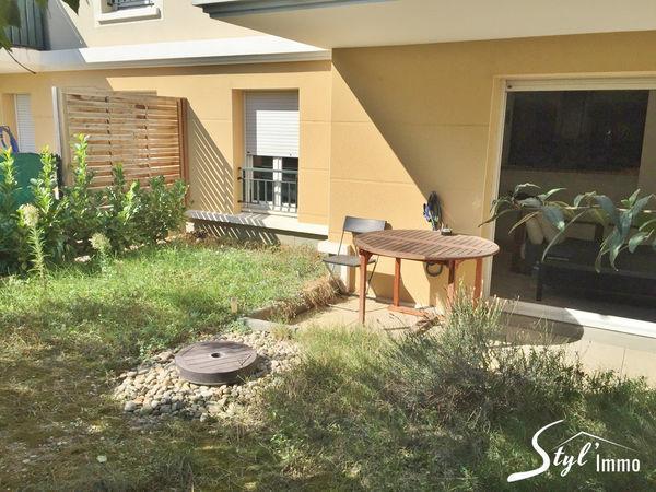 Annonce vente maison vaulx en velin 69120 43 m 125 for Jardin 45 m2