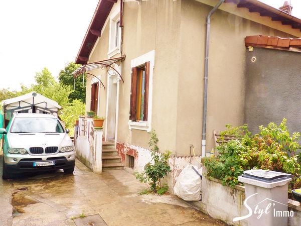 Annonce vente maison meyzieu 69330 100 m 290 000 for Maison a meyzieu